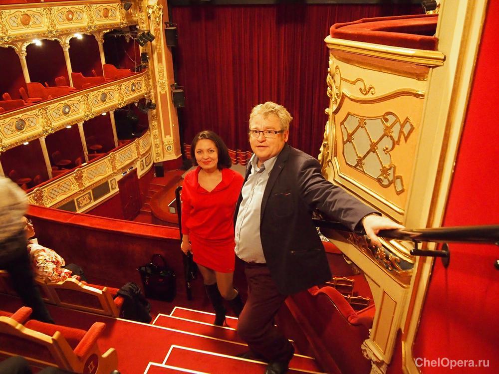 Челябинского театра оперы