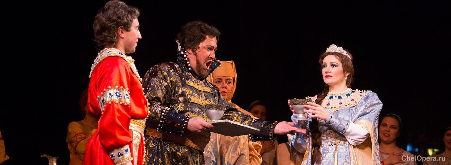 Сюжет оперы царская невеста краткое содержание